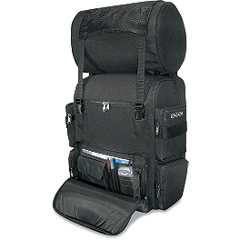 T-Bags Expandable With Roll Bag And Net - T-Bags Baja Bag