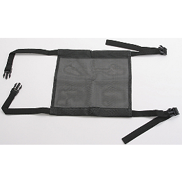 T-Bags Expandable Top Net - T-Bags Cooler Saddlebag