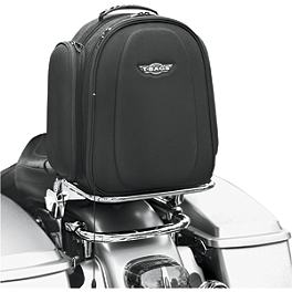 T-Bags Vegas Sissy Bar Bag - T-Bags Expandable Roll Bag