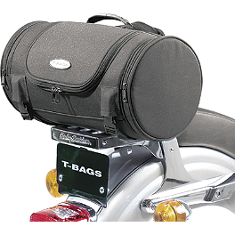 T-Bags Saddle Roll With Lining - T-Bags Horseshoe For Luggage Rack