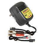 TecMate Accumate 612 Mini Charger - Motorcycle Batteries & Motorcycle Battery Chargers