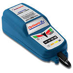 TecMate Optimate 3+ Charger - Dirt Bike Batteries & Motorcycle Battery Chargers