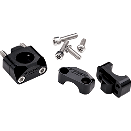TAG Universal Oversized Bar Mounts - 2006 Kawasaki KX450F Turner Universal Bar Mounts - Oversized 1-1/8 Bars