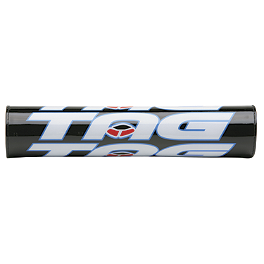 TAG Cross Bar Pad Mini - Tag Railer Glide Plate Frame Guard - Black
