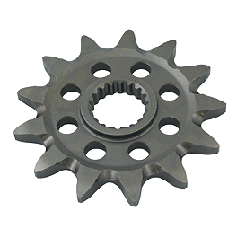 TAG Front Sprocket - 1993 Honda CR500 TAG Rear Sprocket