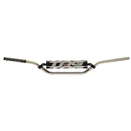 "TAG Metals X-5 Handlebars - Standard 7/8"" - TAG Rebound LO-Pro Dual Compound Grips - Twist Throttle"