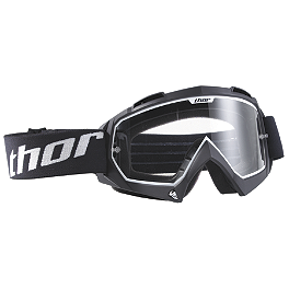 2014 Thor Enemy Goggles - Solids - Thor Enemy/Hero Lamaminated Tear-Offs - 14 Pack