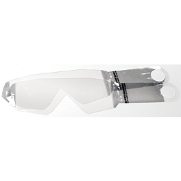 Thor Enemy/Hero Tear-Offs - 10 Pack - 2014 Thor Enemy Goggles - Solids