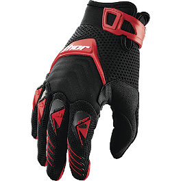 2013 Thor Deflector Gloves - 2013 Thor Spectrum Gloves