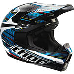 2013 Thor Quadrant Helmet - Frequency - Utility ATV Off Road Helmets