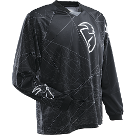 2014 Thor Static Jersey - 2013 Troy Lee Designs GP Jersey - Maddo