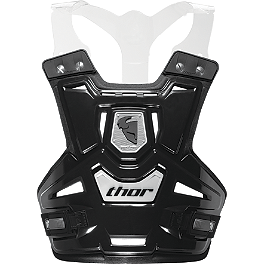 2013 Thor Sentinel Pro Chest Protector - Fly Racing Pivotal Lite Roost Guard