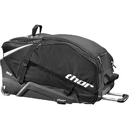 2014 Thor Transit Gear Bag - 2013 Klim Kodiak Bag - Black