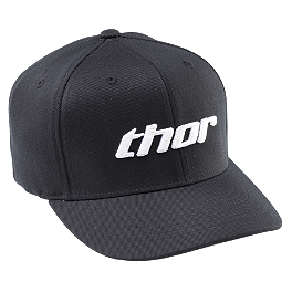 Thor Basic Flexfit Hat - FMF Factory Classic Don Flexfit Hat