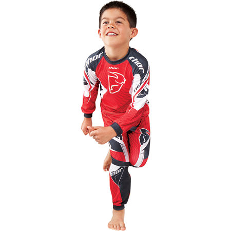 Thor Spiral Youth Pajamas - Main