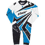 Thor Wedge Infant Pajamas - Dirt Bike Casual