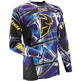 2013 Thor Core Jersey - Scorpio - Acerbis Rear View Mirror