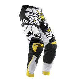2013 Thor Core Pants - Rockstar - 2013 Troy Lee Designs SE Pants - Piston Bone
