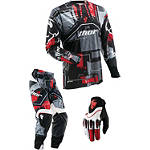 2013 Thor Flux Combo - Circuit -  Dirt Bike Pants, Jersey, Glove Combos