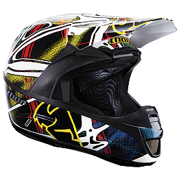 2013 Thor Force Helmet - Scorpio - 2013 Thor Force Helmet - Pro Circuit