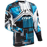 2013 Thor Flux Jersey - Circuit - Thor Dirt Bike Riding Gear