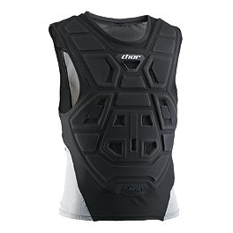 2014 Thor Impact Deflector - 2013 One Industries Blaster Sleeveless Underprotector