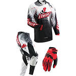2013 Thor Phase Vented Combo - Thor Dirt Bike Riding Gear