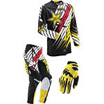 2013 Thor Phase Combo - Rockstar - Thor Dirt Bike Riding Gear