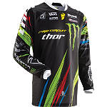 2014 Thor Phase Pro Circuit Jersey - Thor Dirt Bike Riding Gear