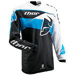 2013 Thor Phase Jersey - Streak - Thor Utility ATV Riding Gear