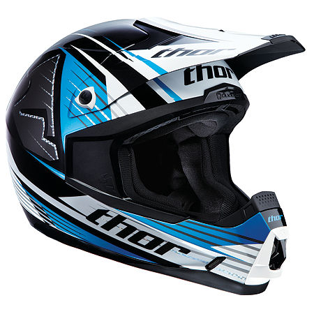 2013 Thor Quadrant Helmet - Race - Main