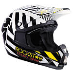 2013 Thor Quadrant Helmet - Rockstar - Thor Dirt Bike Helmets and Accessories
