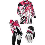 2013 Thor Women's Phase Combo - Stix - Thor Dirt Bike Riding Gear