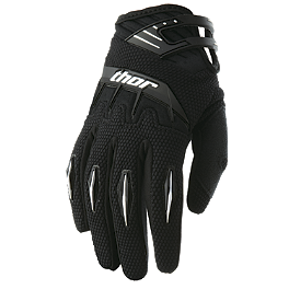 2013 Thor Women's Spectrum Gloves - 2013 Fox Women's Dirtpaw Gloves - Print