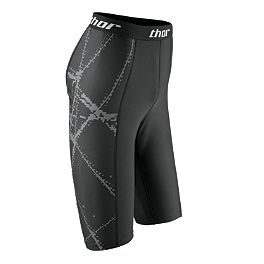 Thor Comp Shorts - Fly Racing Chamois Shorts