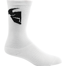 Thor Crew Socks - Alpinestars Overheated Long Sleeve T-Shirt