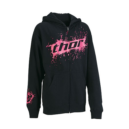 Thor Girl's Prima Zip Hoody - Main