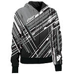 Thor Women's Stix Zip Hoody - Womens Motorcycle Sweatshirts & Hoodies