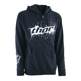 Thor Primo Fleece Zip Hoody - Fox Schematica Zip Front Fleece