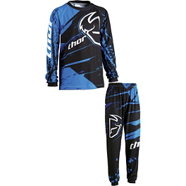 2013 Thor Toddler Pajamas - KTM Powerwear Toddler Racing Gear Pajamas