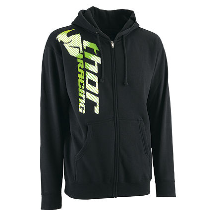 Thor Racer Fleece Zip Hoody - Main
