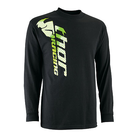 Thor Racer Long Sleeve T-Shirt - Main
