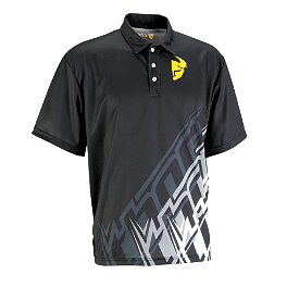 Thor Second Wind Polo - Alpinestars Runner Classic T-Shirt