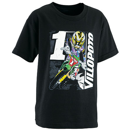 Thor Toddler Villopoto T-Shirt - Main