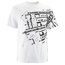 Thor Youth Schematic T-Shirt - One Industries Youth Rockstar Tread T-Shirt