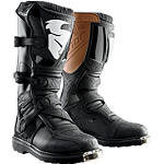 2014 Thor Blitz Boots -  Dirt Bike Motocross Knee & Ankle Guards