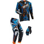 2014 Thor Core Combo - Fragment - Thor Core Dirt Bike Pants, Jersey, Glove Combos