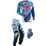 2014 Thor Core Combo - Fusion -  Dirt Bike Pants, Jersey, Glove Combos