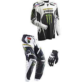 2014 Thor Core Combo - Pro Circuit - 2012 One Industries Monster Energy Graphic Kit - KTM