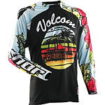 2014 Thor Core Jersey - Volcom Aloha - Thor Dirt Bike Riding Gear